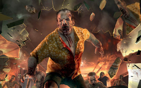 Dead Island Game Zombie wallpaper