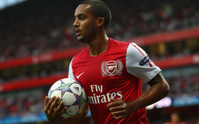 Theo Walcott wallpaper