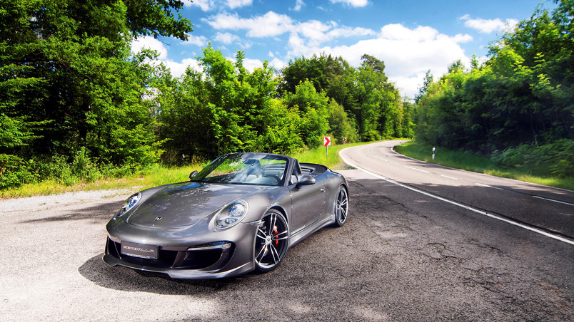 Amazing Gemballa Porsche 991 wallpaper