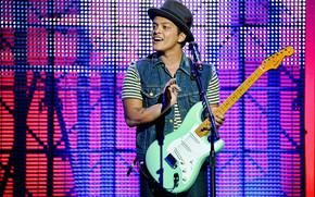 Bruno Mars in Concert