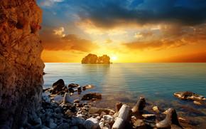Superb Bright Sunset