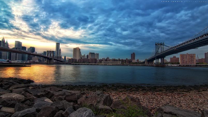 NYC Landscape wallpaper