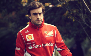 Fernando Alonso Look wallpaper
