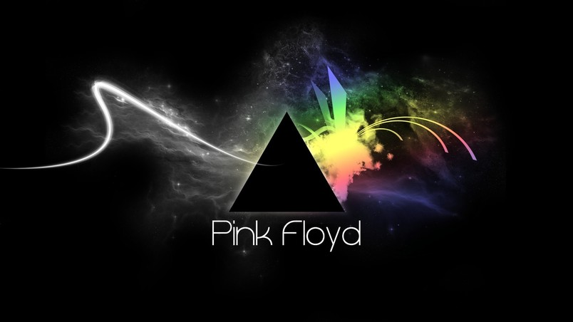 Pink Floyd Logo Design wallpaper