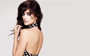 Superb Penelope Cruz wallpaper
