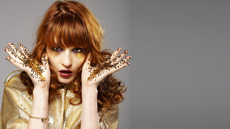 Florence Welch Cool wallpaper