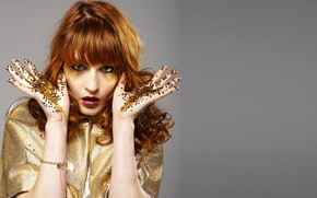 Florence Welch Cool