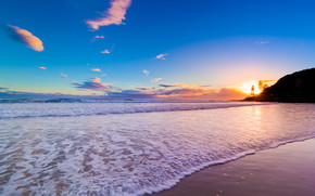 Burleigh Heads wallpaper