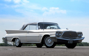 Chrysler Windsor Convertible 1960 wallpaper