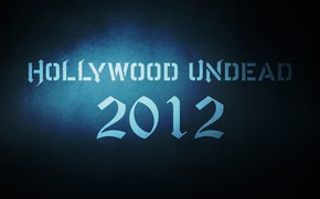 Hollywood Undead 2012 wallpaper