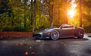 Amazing Ferrari by D2Forged wallpaper