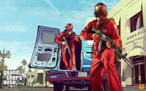 Grand Theft Auto V GTA 5 wallpaper