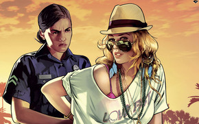 GTA 5 Grand Theft Auto V wallpaper