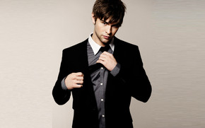 Chace Crawford Casual Look wallpaper