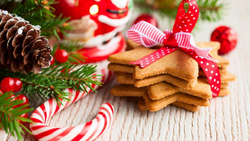 Special Christmas Cookies Hd Wallpaper Wallpaperfx