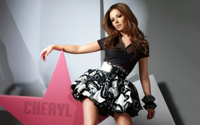 Cheryl Cole Style wallpaper