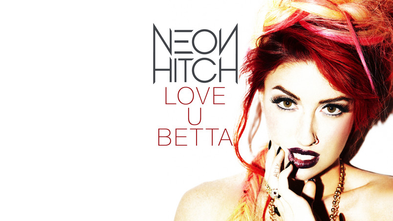 Beautiful Neon Hitch wallpaper
