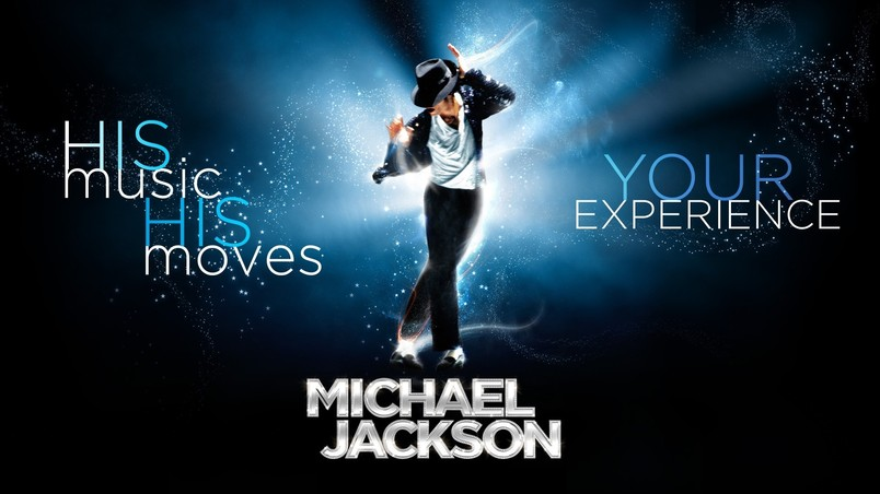 Michael Jackson Experience wallpaper