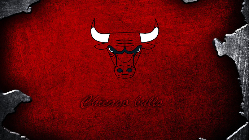 Chicago Bulls Grunge wallpaper