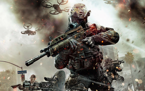 COD Black Ops 2 Game wallpaper