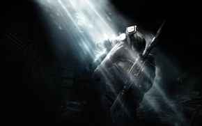 2013 Metro Last Light wallpaper