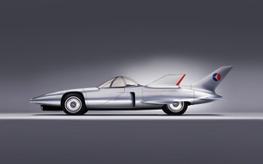 GM Firebird Concept Car 1958 wallpaper