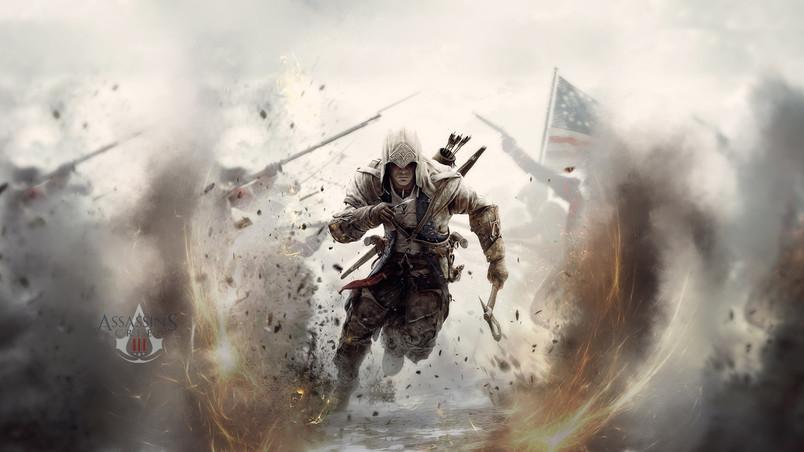 Assassins Creed 3 Game Hd Wallpaper Wallpaperfx