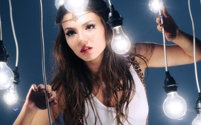 Victoria Dawn Justice wallpaper
