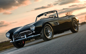 Amazing BMW 507 from 1957 wallpaper