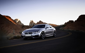 BMW 4 Series Coupe Concept wallpaper