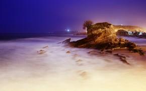 Sea Rock Landscape