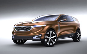 Kia Cross GT Concept wallpaper