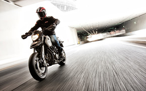 Ducati Motorcycle Rider wallpaper
