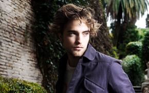 Robert Pattinson Profile Look wallpaper