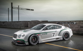 2013 Bentley Continental GT3 Concept Racer wallpaper