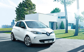 2013 Renault Zoe wallpaper