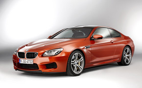 2013 BMW M6 Coupe Studio wallpaper