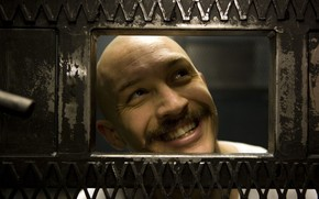 Tom Hardy in Bronson wallpaper