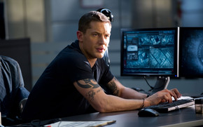 Tom Hardy This Means War wallpaper