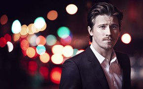 Garrett Hedlund Look wallpaper