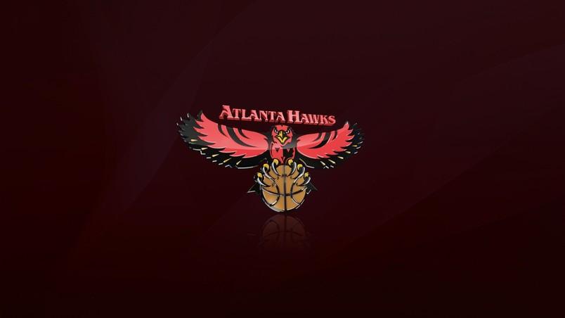 Atlanta Hawks Logo Hd Wallpaper Wallpaperfx