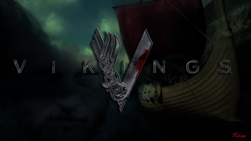 Vikings Poster wallpaper