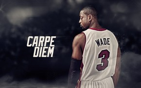 Dwyane Tyrone Wade wallpaper