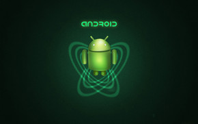 Android Mascot wallpaper