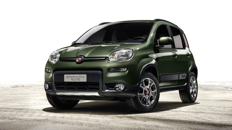 Fiat Panda 4x4 Edition 2013 wallpaper
