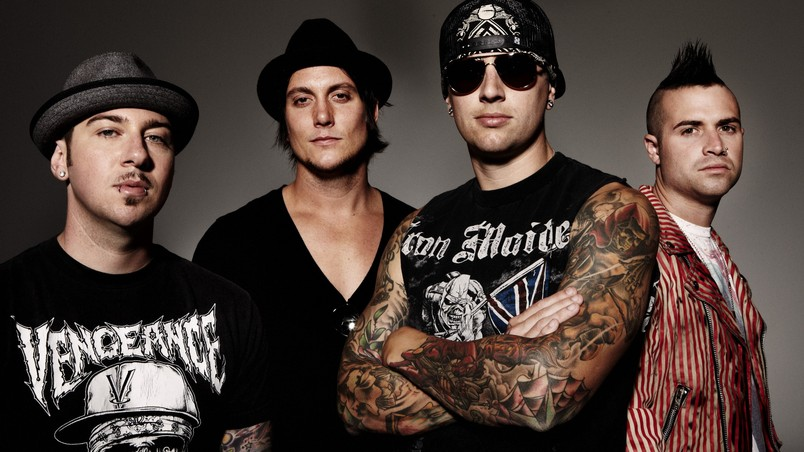 Avenged Sevenfold A7X Wallpaper