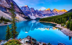 The Lake Mirror
