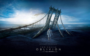 Oblivion 2013 Film Poster wallpaper