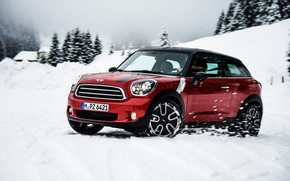 Mini Cooper Paceman All4 wallpaper
