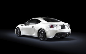 Subaru BRZ Racing wallpaper